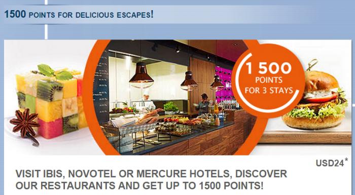Le Club Accorhotels Poland Latvia Lithuania Up TO 1500 Bonus Points June 2 August 31 2015