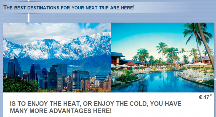 Le Club Accorhotels Select Cities South America Double Points June 1 July 31 2015