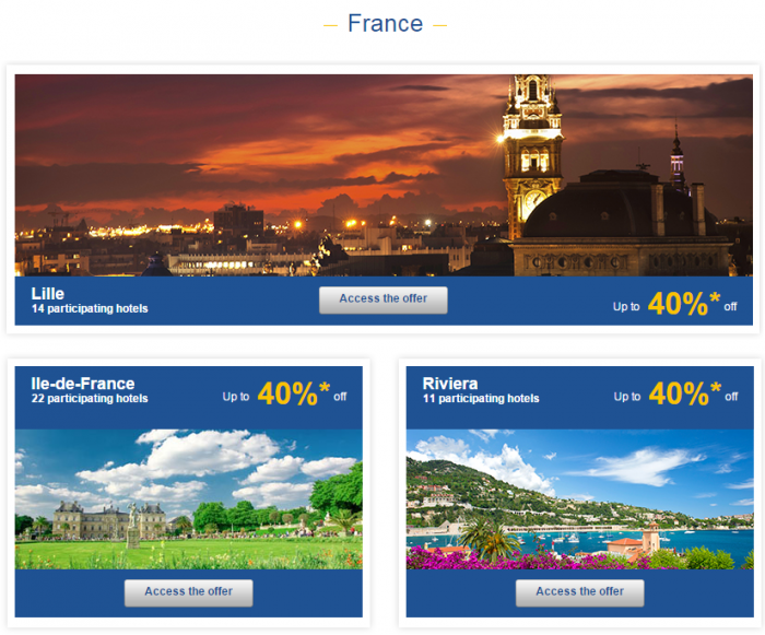 Le Club Accorhotes Europe Private Sales June 9 2015 France 1