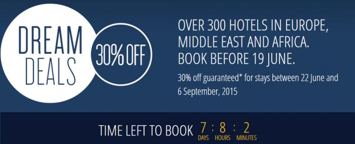 Radisson Blu Park Inn Plaza Quorvus Europe Middle East Africa 30 Percent Off Dreamdeals Summer 2015