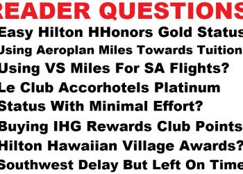 Reader Questions & Comments June 27 2015