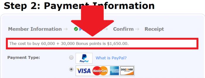 Southwest Airlines Rapid Rewards Buy & Gift Points Up To 50 Percent Bonus June 23 July 25 2015 Price