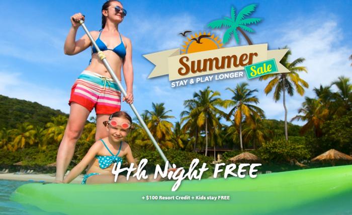 Hilton HHonors Caribbean Summer Sale