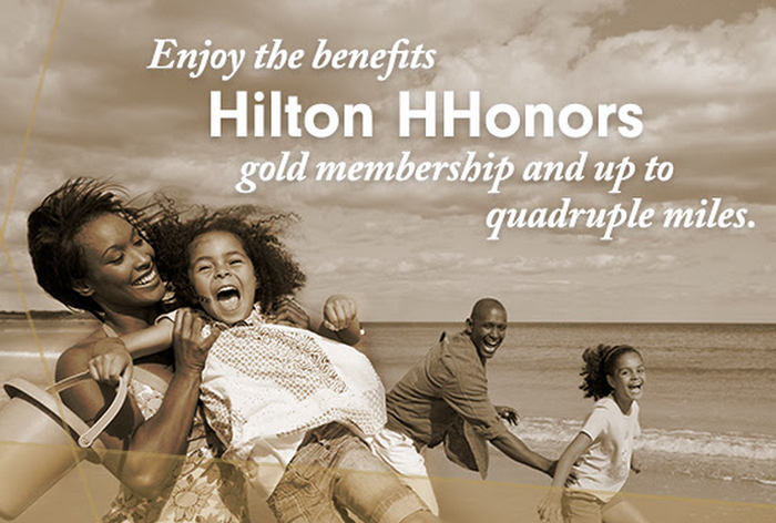 Hilton HHonors Instant Gold + 3 Stays To Keep It Until March 2017