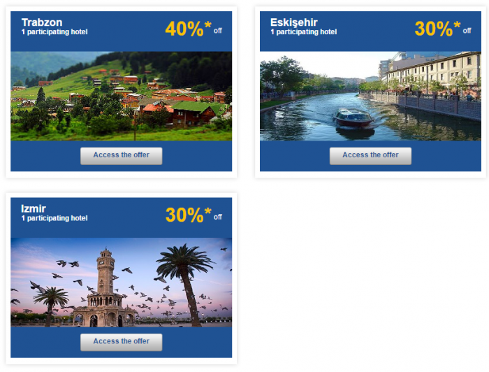 Le Club Accorhotels Europe Private Sales July 21 Turkey 2