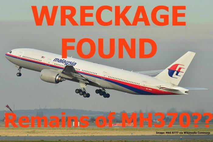 Wikipedia MH370 B777