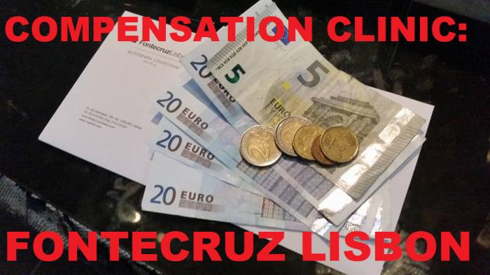 Compensation Clinic Fontecruz Lisbon Marriott Autograph Collection