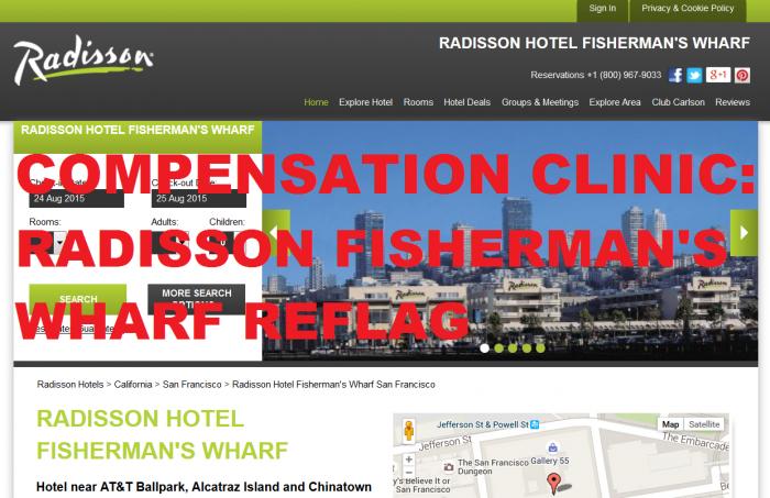 Compensation Clinic Radisson Fisherman's Wharf