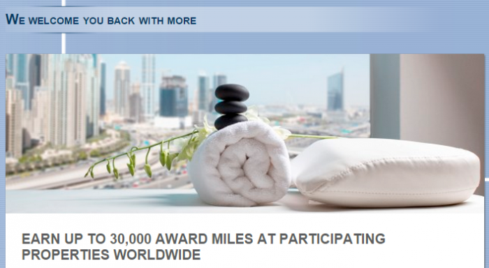 Le Club Accorhotels Air France-KLM Flying Blue Bonus Miles Offer August 28 - October 15 2015