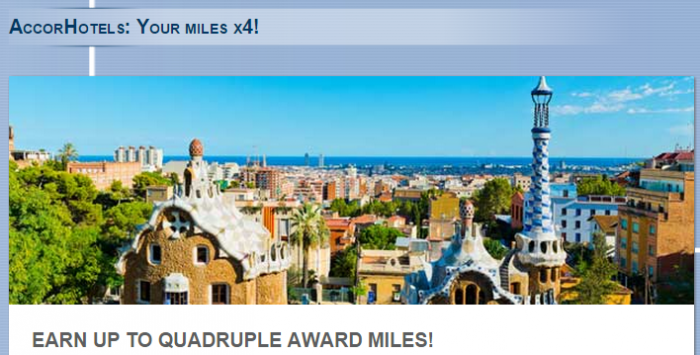 Le Club Accorhotels Airberlin Topbonus Up To Quadruple Miles