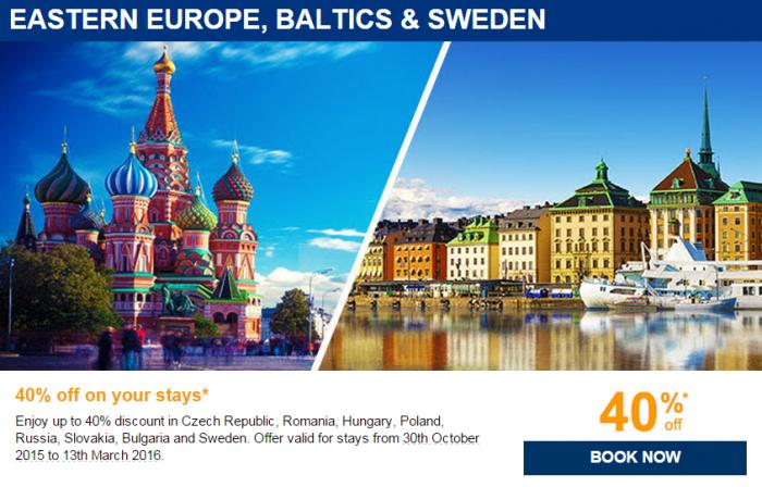 Le Club Accorhotels August 2015 Private Sales Eastern Europe