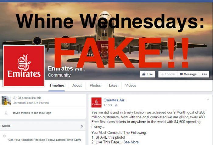 Fake EK Page