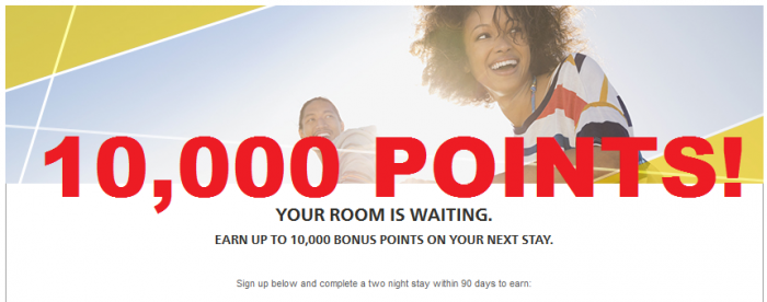 Hilton HHonors 10,000 Bonus Points WinBack Promotion For A Stay Within 90 Days Register By January 7 2016