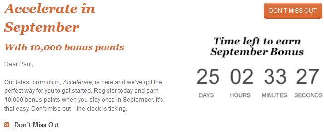 IHG Rewards Club 10,000 Bonus Points For One Stay In September 2015 Body