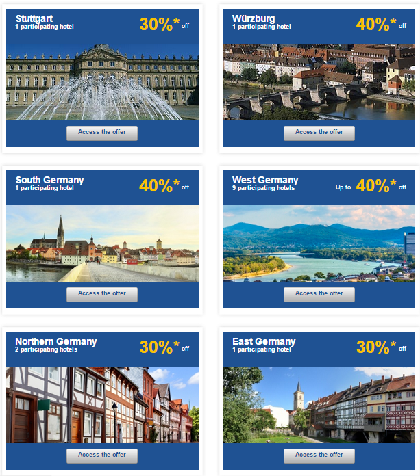 Le Club Accorhotels Weekly Private Sales Germany 3
