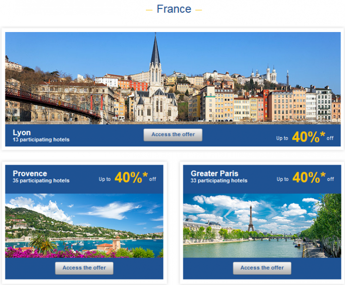 Le Club Accorhotels Weekly Private Sales Sep 15 France1