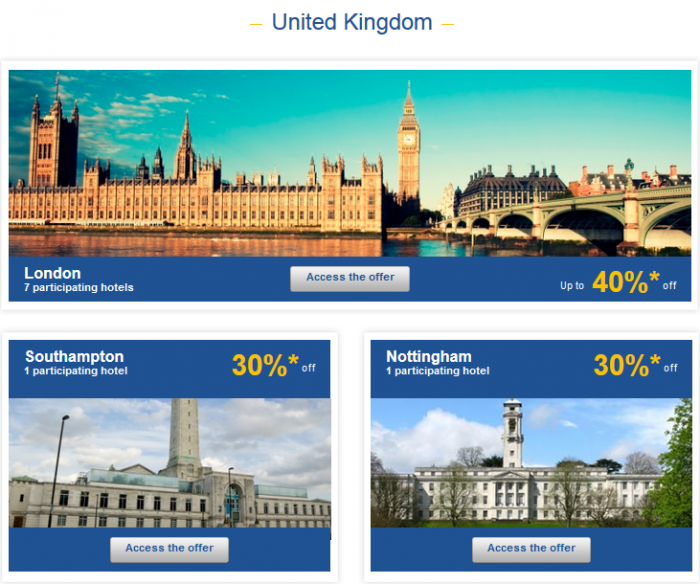 Le Club Accorhotels Weekly Private Sales Sep 15 UK1
