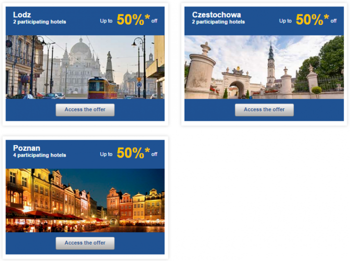 Le Club Accorhotels Weekly Private Sales Sep 22 Poland 2