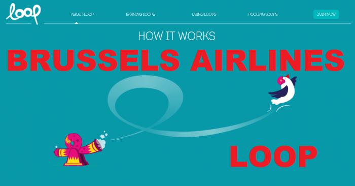 Brussels Airlines Loop
