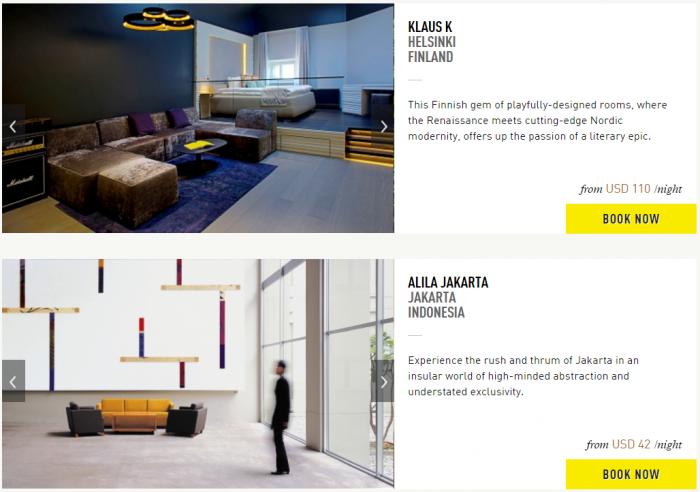 Design Hotels 40 Percent Off Sale Hotels 1