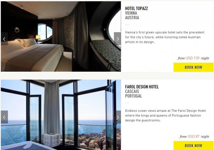 Design Hotels 40 Percent Off Sale Hotels 4