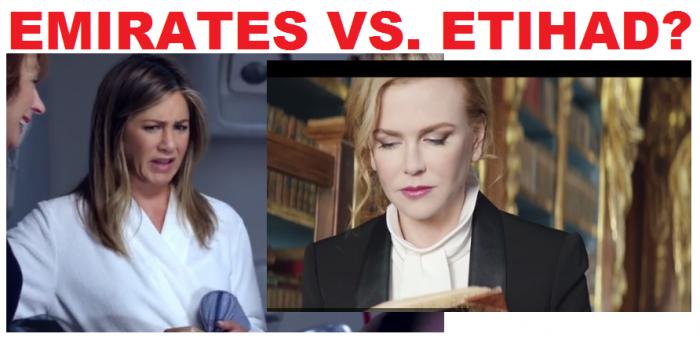 Emirates Versus Etihad