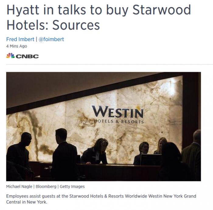 Hyatt Starwood