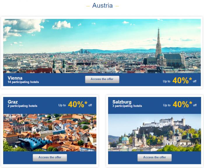 Le Club AccorHotels Weekly Sales Oct 21 Austria 1