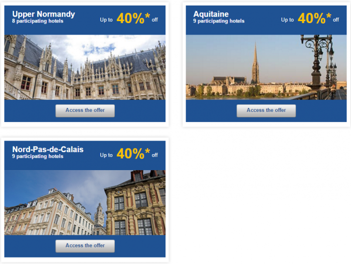 Le Club AccorHotels Weekly Sales Oct 21 France 3