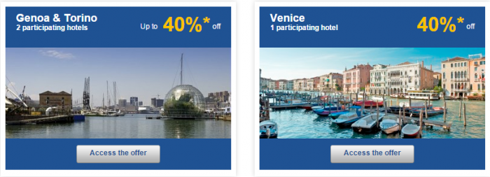 Le Club Accorhotels Weekly Private Sales Oct 1 Italy 2