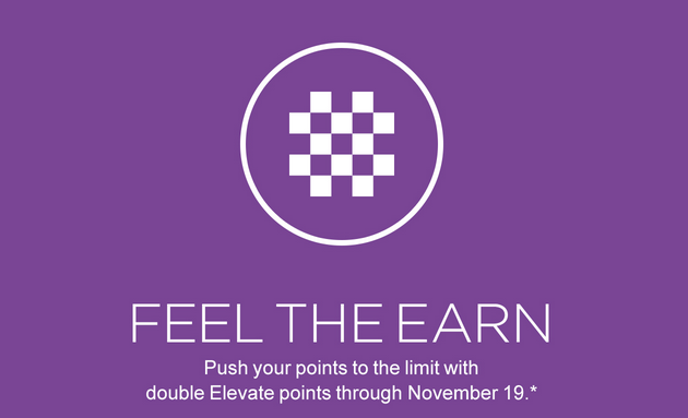 Virgin America Double Elevate Points & Status Credits