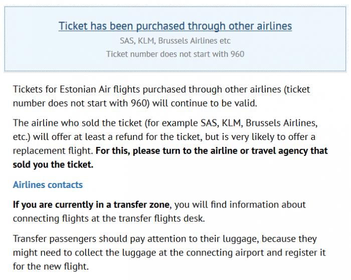 Estonian Air Goes Bankrupt 2