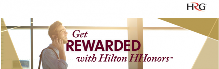Hilton HHonors HRG Gold Fast Track
