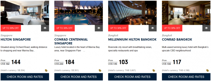 Hilton HHonors Southeast Asia Sale Up To 30 Percent Off Book By December 31 2015 1