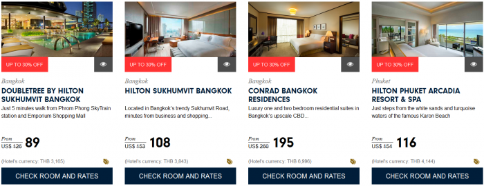 Hilton HHonors Southeast Asia Sale Up To 30 Percent Off Book By December 31 2015 2