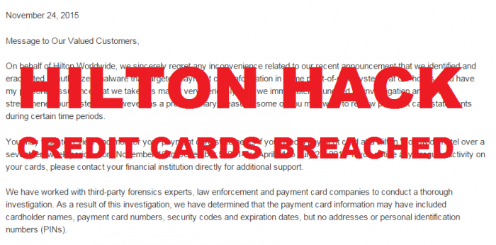 Hilton Hack U