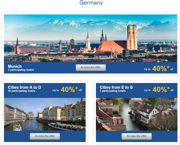 Le Club AccorHotels Europe Private Sales Nov 10 Germany 1