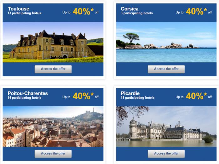 Le Club AccorHotels Europe Private Sales Nov 3 France 2
