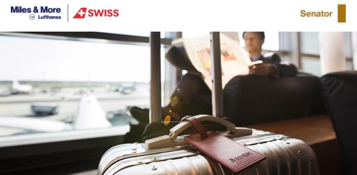 Lufthansa Miles&More Status Extension Email