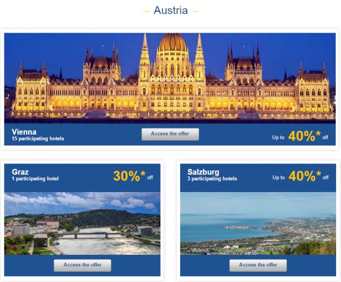 Le Club AccorHotels Europe Private Sales December 15 Austria 1