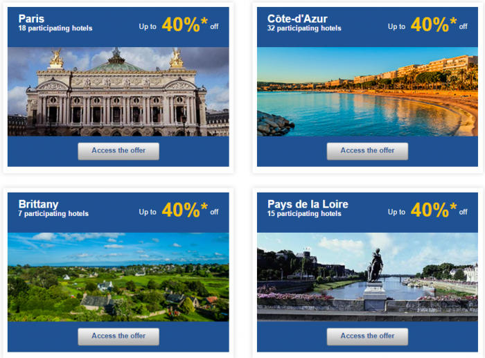 Le Club AccorHotels Europe Private Sales December 2 2015 France 2
