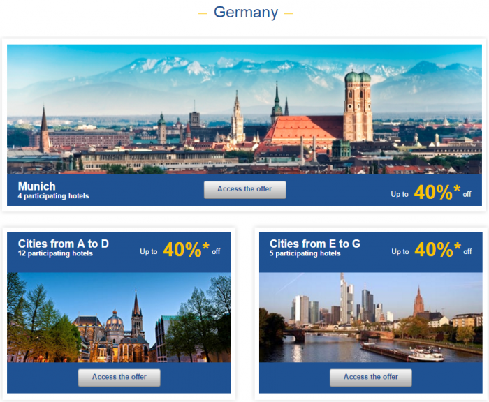 Le Club AccorHotels Europe Private Sales December 2 2015 Germany 1