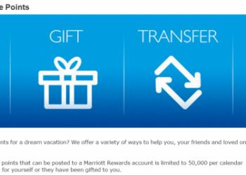 Marriott Rewards Buy Points