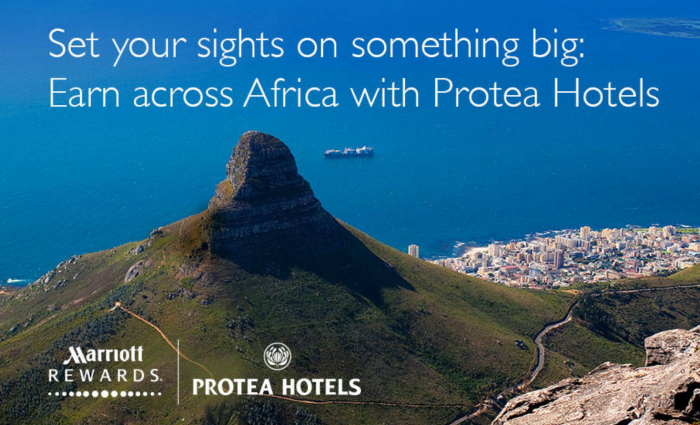 Marriott Rewards Protea 2,000 Bonus Points Per Stay November 17 - February 17 2016
