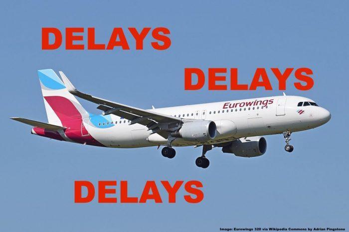 Eurowings Delays