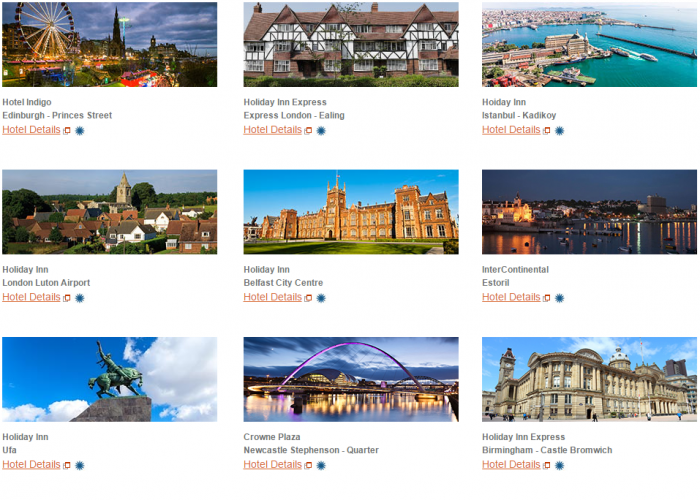 IHG Rewards Club New Hotels Offers Europe January 2016 1