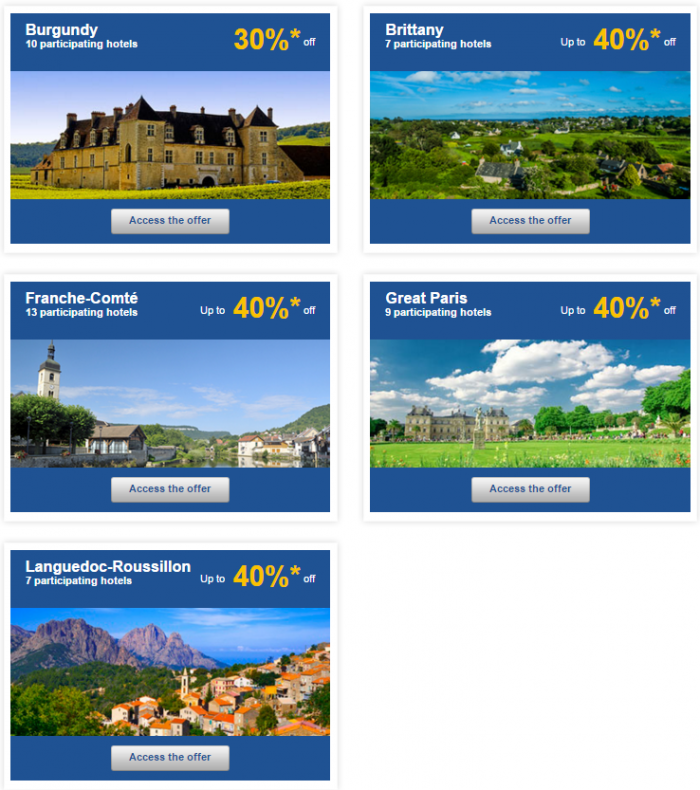 Le Club AccorHotels Europe Private Sales January 19 - 25 2016 3