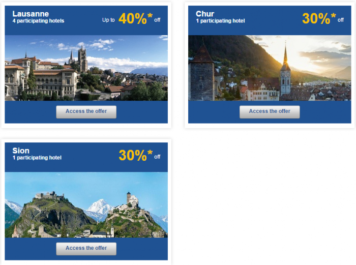 Le Club AccorHotels Europe Private Sales January 19 - 25 2016 8