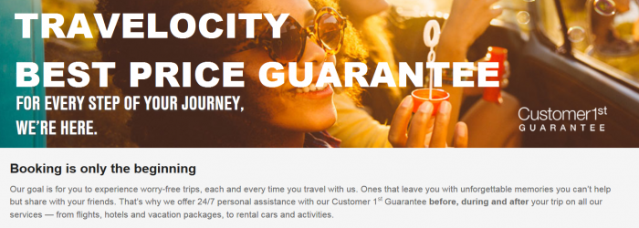 Travelocity Best Price Guarantee