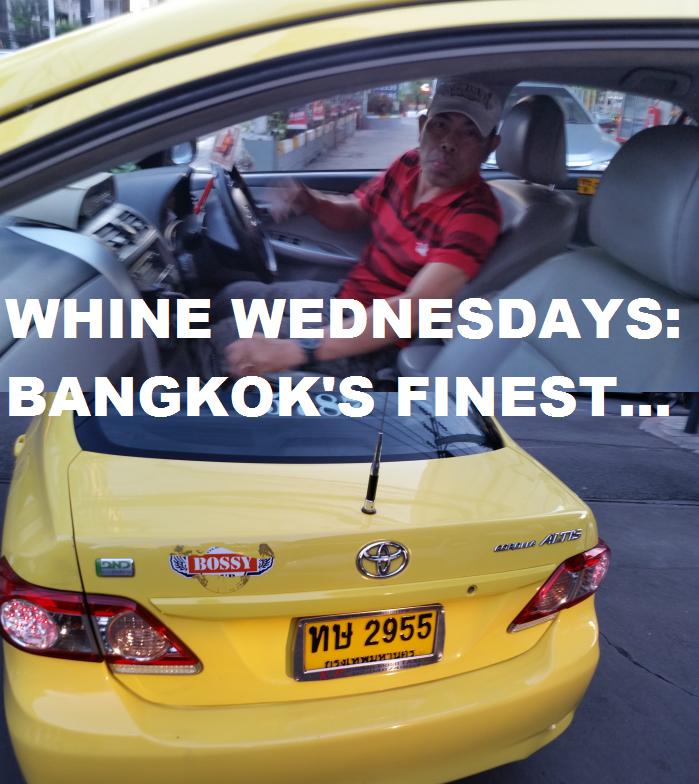 Whine Wednesdays Bangkok's Finest....